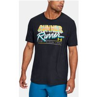 Camiseta de manga corta UA Runner Runner para hombre