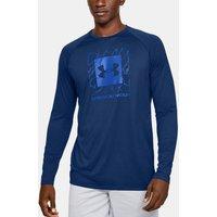 Camiseta de manga larga UA Tech™ 2.0 Graphic para hombre