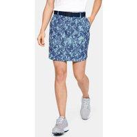 Falda-pantalón con estampado UA Links Woven para mujer