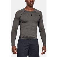 Men's UA HeatGear Armour Long Sleeve Compression Shirt