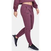 Women's UA Rival Fleece Sportstyle Graphic Trousers