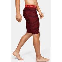 Men s HeatGear Armour Extra Long Printed Shorts