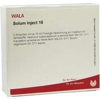 Solum Inject 10 Ampullen 5 X 10 ml