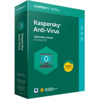 Kaspersky Anti-Virus | 1 Gerät | 1 Jahr