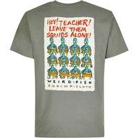 Weird Fish Shrimp Floyd Artist T-Shirt Artichoke Size XL