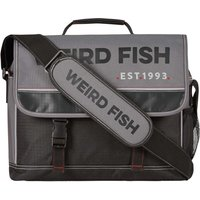Weird Fish Hoist Laptop Bag Cement Size ONE