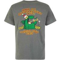 Weird Fish Spirit Artist T-Shirt Flint Stone Size 5XL