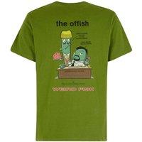 Weird Fish The Offish Artist T-Shirt Tarragon Size 2XL