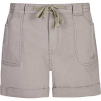 Weird Fish Ottawa Twill Utility Short Walnut Size 12
