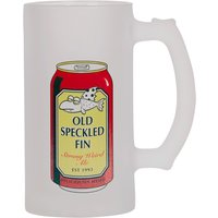 Weird Fish Old Speckled Fin Pint Tankard Red Size ONE