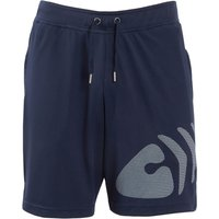 Weird Fish Evander Gym Shorts Navy Size 38