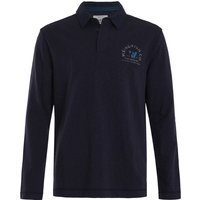 Weird Fish Sidwell Rugby Shirt Navy Size 5XL