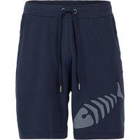 Weird Fish Arne Gym Shorts Navy Size 30