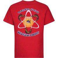 Weird Fish Newtlear Organic Cotton Artist T-Shirt Chilli Pepper Size 4XL