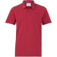 Weird Fish Quay Branded Polo Chilli Pepper Size L