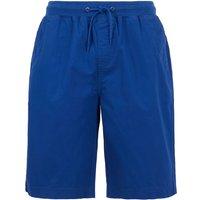 Weird Fish Murrisk Relaxed Casual Shorts True Blue Size 34