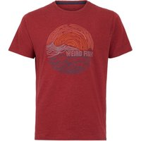 Weird Fish Ocean Eco Cotton Graphic T-Shirt Chilli Pepper Size 3XL