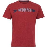 Weird Fish Barcod Branded T-Shirt Chilli Pepper Size L