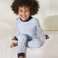 Anchor Pyjamas (1-12yrs), Blue, 2-3yrs