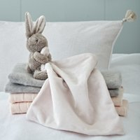 Bonnie Bunny Comforter, Pink, One Size