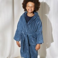 Hydrocotton Hooded Robe (5-12yrs)