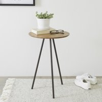Brunel Tripod Side Table