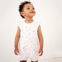 Bluebell Romper & Top Set, Pink, 12-18mths