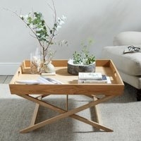 Butler's Coffee Table, Natural, One Size