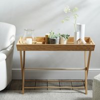 Butler's Console, Natural, One Size