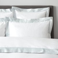 Camborne Oxford Pillowcase with Border - Single