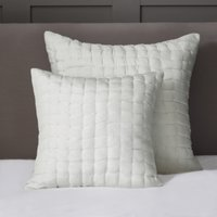 Carrington Cushion Cover, Cloud, Medium Square