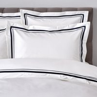 Cavendish Oxford Pillowcase with Border - Single