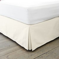 Cotton Valance, Pearl Cotton, King