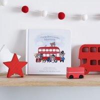 Charlie Bear Book by Barbara Horspool