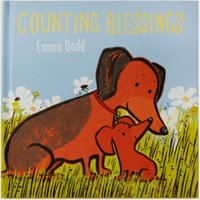 Counting Blessings Book by Emma Dodd