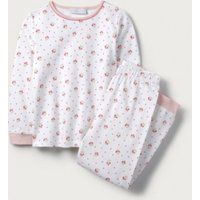 Cherry Floral Print Pyjamas (1-12yrs)