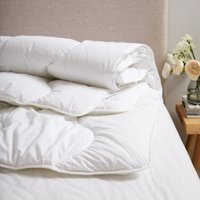 Classic Microfibre Duvet - 4.5 Tog, No Colour, Super King