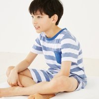 Classic Stripe Pyjamas (1-12yrs)