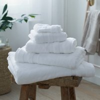 Classic Double Border Towels