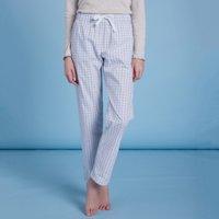 Cotton Flannel Gingham Pyjama Bottoms