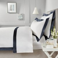 Camborne Duvet Cover, Midnight, Double