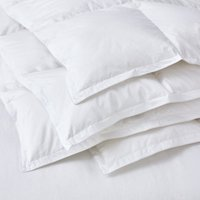 Canadian Down Duvet 10.5 Tog, No Colour, Double