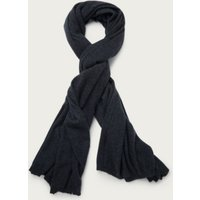 Cashmere Ultimate Blanket Scarf , Dark Grey, One Size