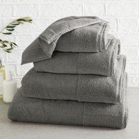 Classic Hydrocotton Towels, Storm Grey, Bath Sheet