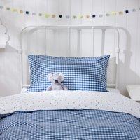Classic Pillowcase, Blue, Standard