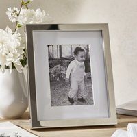 Classic Silver Photo Frame 5x7, Silver, One Size