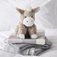 Clover Donkey Toy, Neutral, One Size