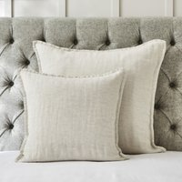 Cushion Covers, Oyster, Large Square