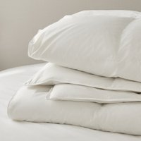 Perfect Everyday Duck Down Duvet - 4.5 Tog, No Colour, Single