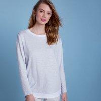 Cotton Double Layer T-Shirt